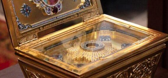 Мощи святого великомученика и целителя Пантелеимона