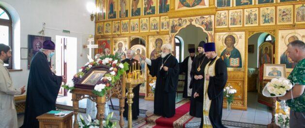 Визит главы Самарской митрополии в Тольятти